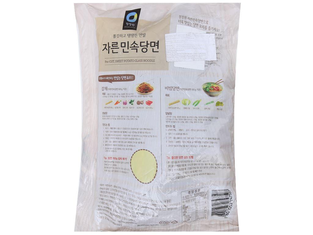 Miến khoai lang Miwon gói 500g 3