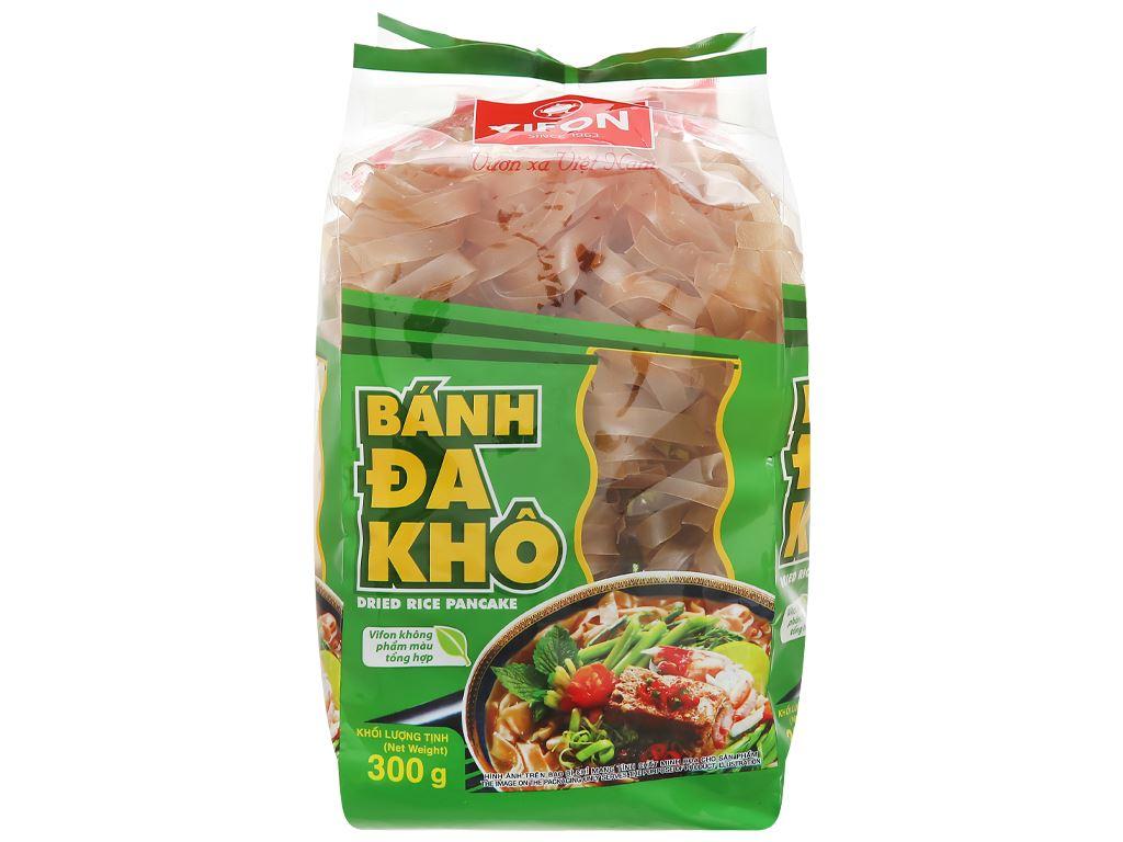 Bánh đa khô Vifon gói 300g 1