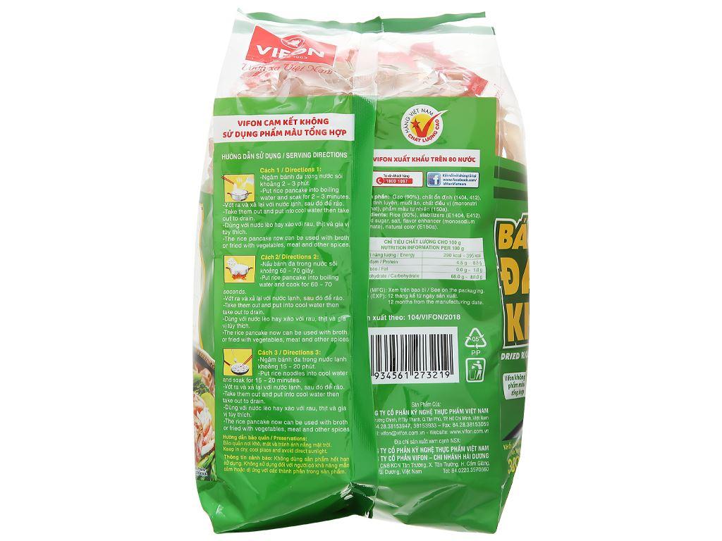 Bánh đa khô Vifon gói 300g 2