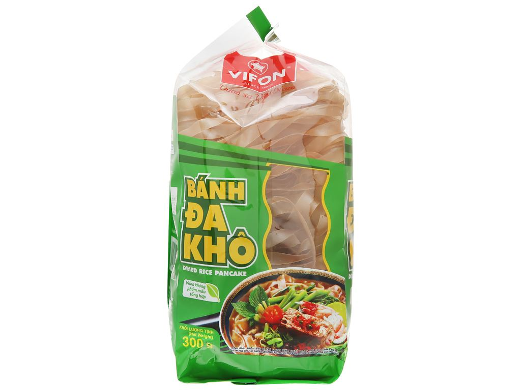 Bánh đa khô Vifon gói 300g 3