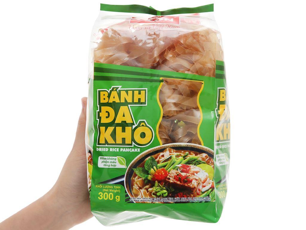 Bánh đa khô Vifon gói 300g 6