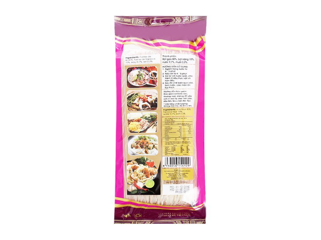 Bún gạo Âu Á Foods gói 275g 2
