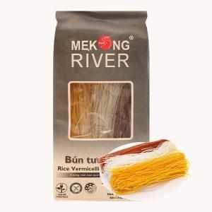 Bún tươi dạng khô Mekong River 3 màu gói 300g