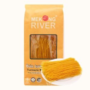 Bún tươi dạng khô Mekong River củ nghệ gói 300g