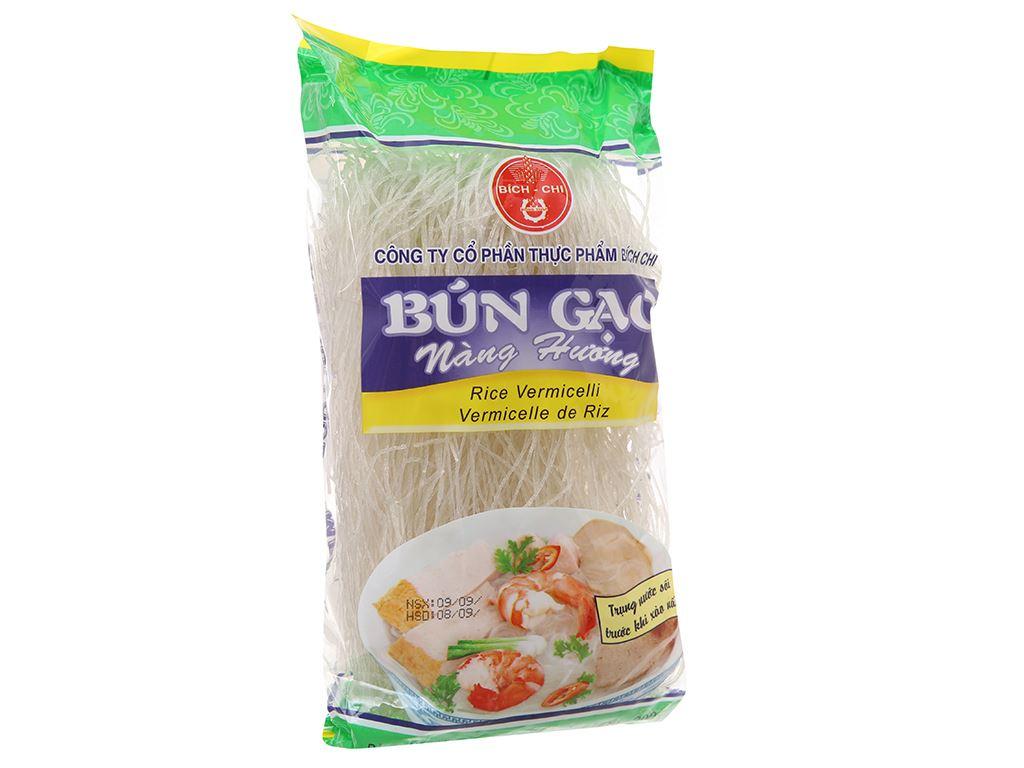 Bún gạo khô Nàng Hương Bích Chi gói 200g 2