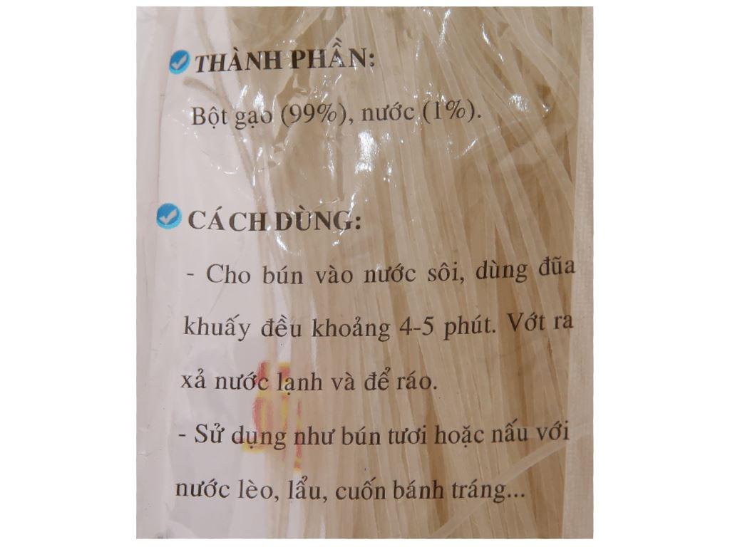 Bún khô Việt San gói 300g 4