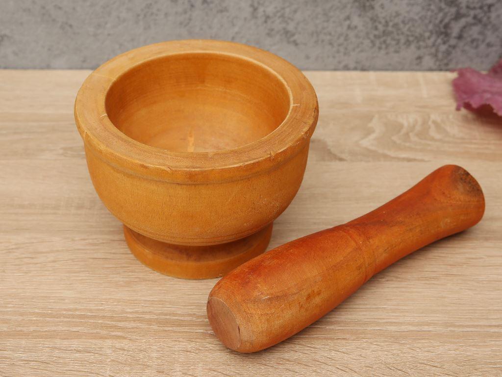 Bộ cối chày gỗ 16cm Thanh Điền 2