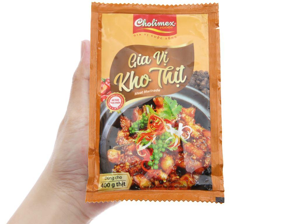 Gia vị kho thịt Cholimex gói 50g 4