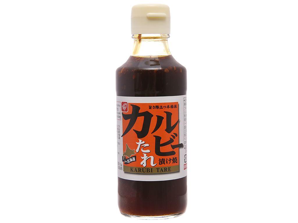 Nước sốt ướp thịt nướng Bell chai 230g 1