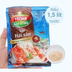 Gia vị nấu lẩu Hải Sản Vedan gói 60g