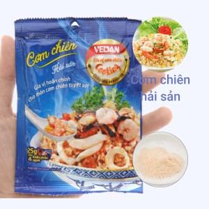 Gia vị cơm chiên hải sản Vedan gói 25g
