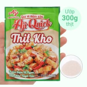 Gia vị nêm sẵn thịt kho Aji-Quick gói 31g