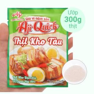 Gia vị nêm sẵn thịt kho tàu Aji-Quick gói 32g