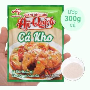 Gia vị nêm sẵn cá kho Aji-Quick gói 31g