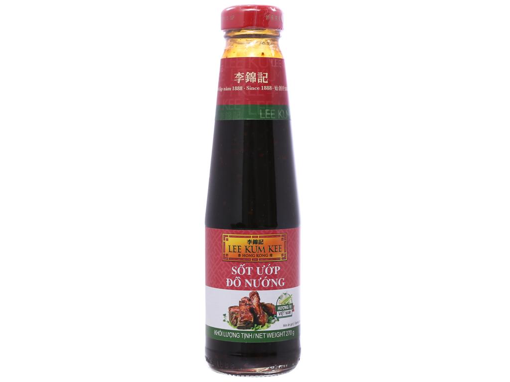 Sốt ướp đồ nướng hương vị Việt Nam Lee Kum Kee chai 270g 1