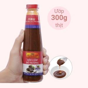 Sốt ướp đồ nướng vị tiêu đen đậm đặc Lee Kum Kee chai 235g