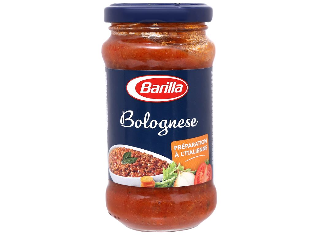 Sốt cà Barilla Bolognese hũ 200g 2
