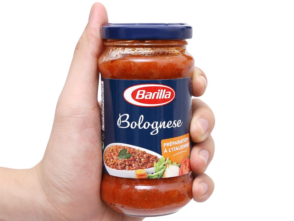 Sốt cà Barilla Bolognese hũ 200g 6