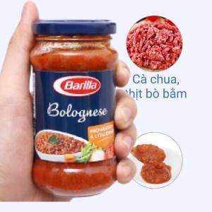 Sốt cà Barilla Bolognese hũ 200g