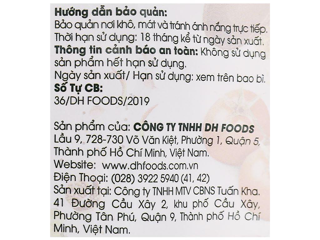 Gia vị nấu phở bò Hà Nội DH Food Natural gói 24g 3