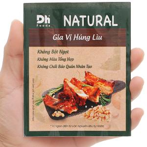 Gia vị húng lìu DH Food Natural gói 10g