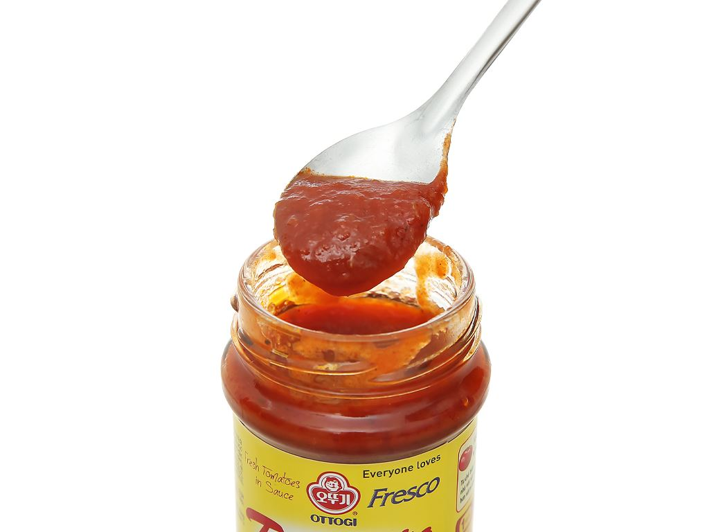 Xốt mì Spaghetti Ottogi hũ 220g 7