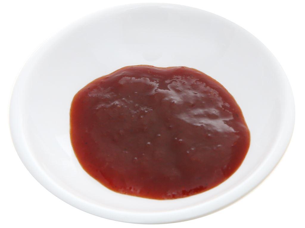 Xốt gà rán vị ngọt Ottogi chai 325g 5
