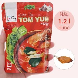 Nước lẩu vị Tom Yum Orifood túi 200g