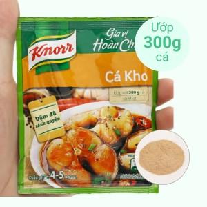 Gia vị hoàn chỉnh kho cá Knorr gói 28g