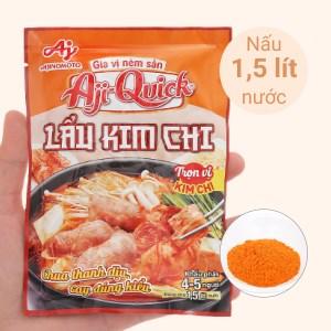 Gia vị nêm sẵn vị kim chi Aji-Quick gói 46g