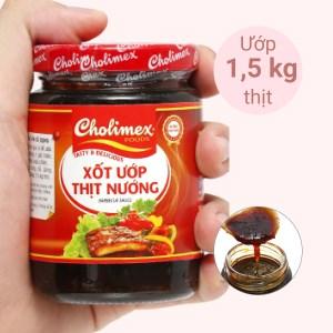 Xốt ướp thịt nướng Cholimex hũ 200g