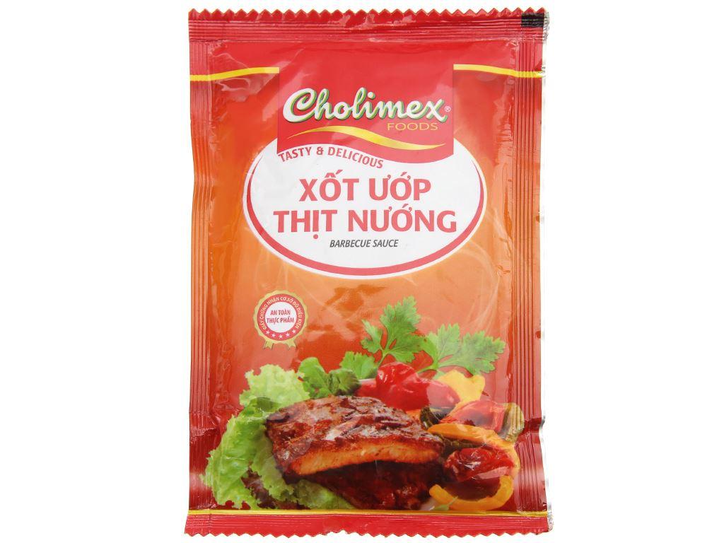 Xốt ướp thịt nướng Cholimex gói 70g 1