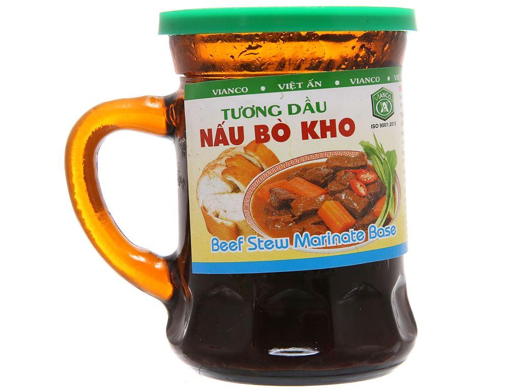 Tương dầu nấu bò kho Vianco ly 50g 1