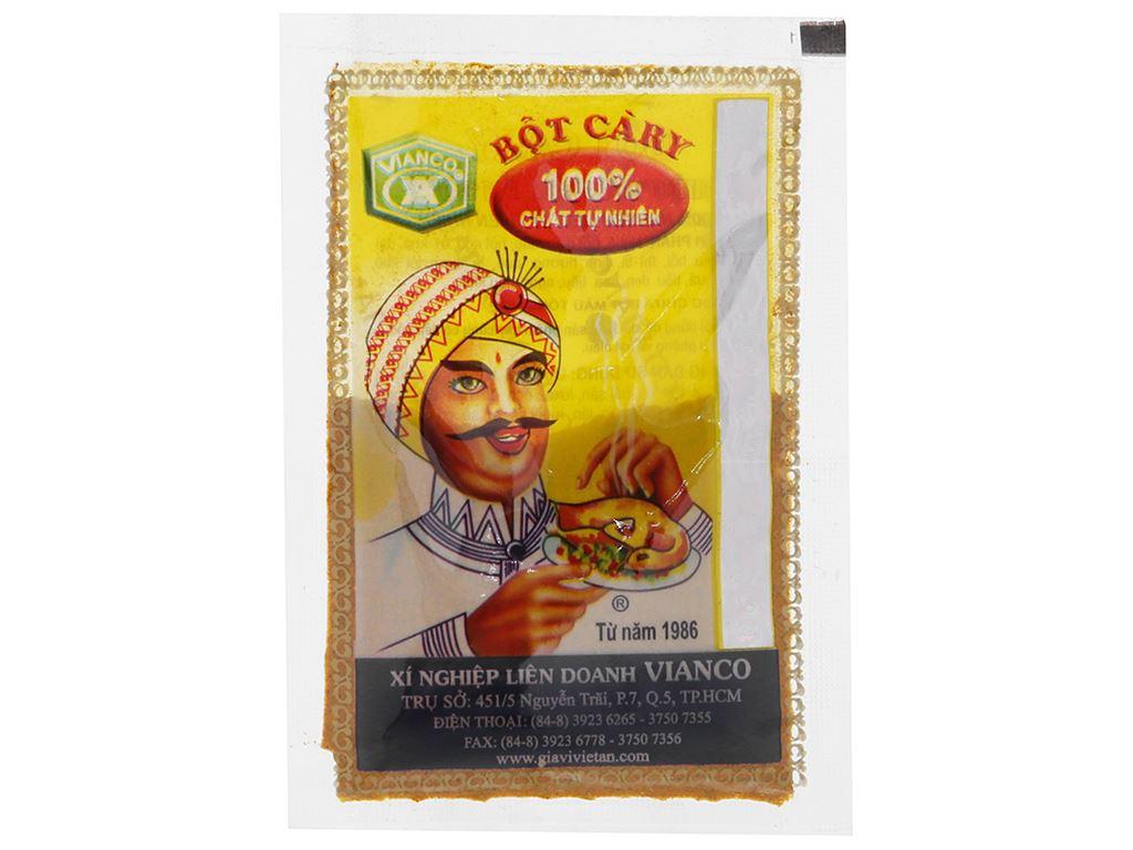 Bột cà ri Vianco gói 10g 1