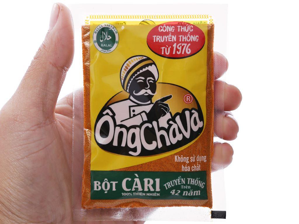 Bột cà ri Ông Chà Và gói 20g 5