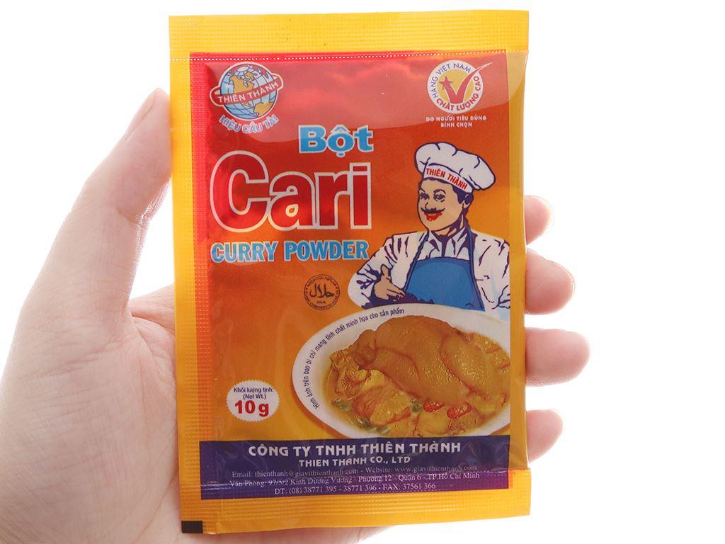 Bột cà ri Thiên Thành gói 10g 2