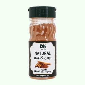 Bột quế ống Dh Food Natural hũ 40g