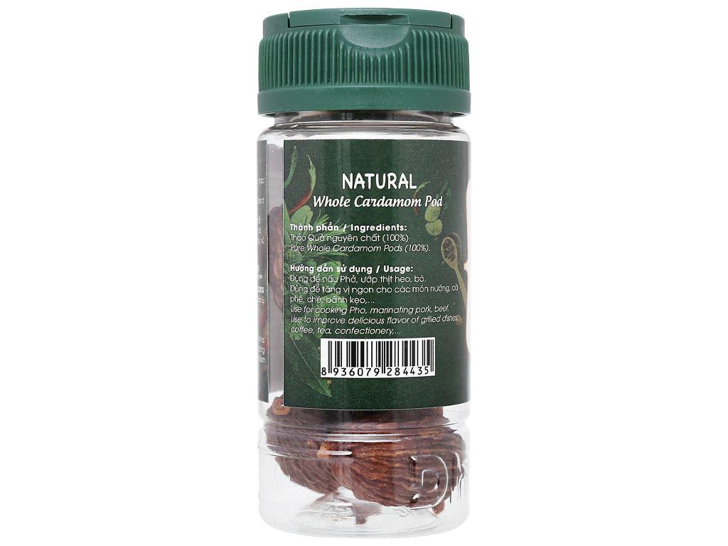 Thảo quả Dh Food Natural hũ 20g 3