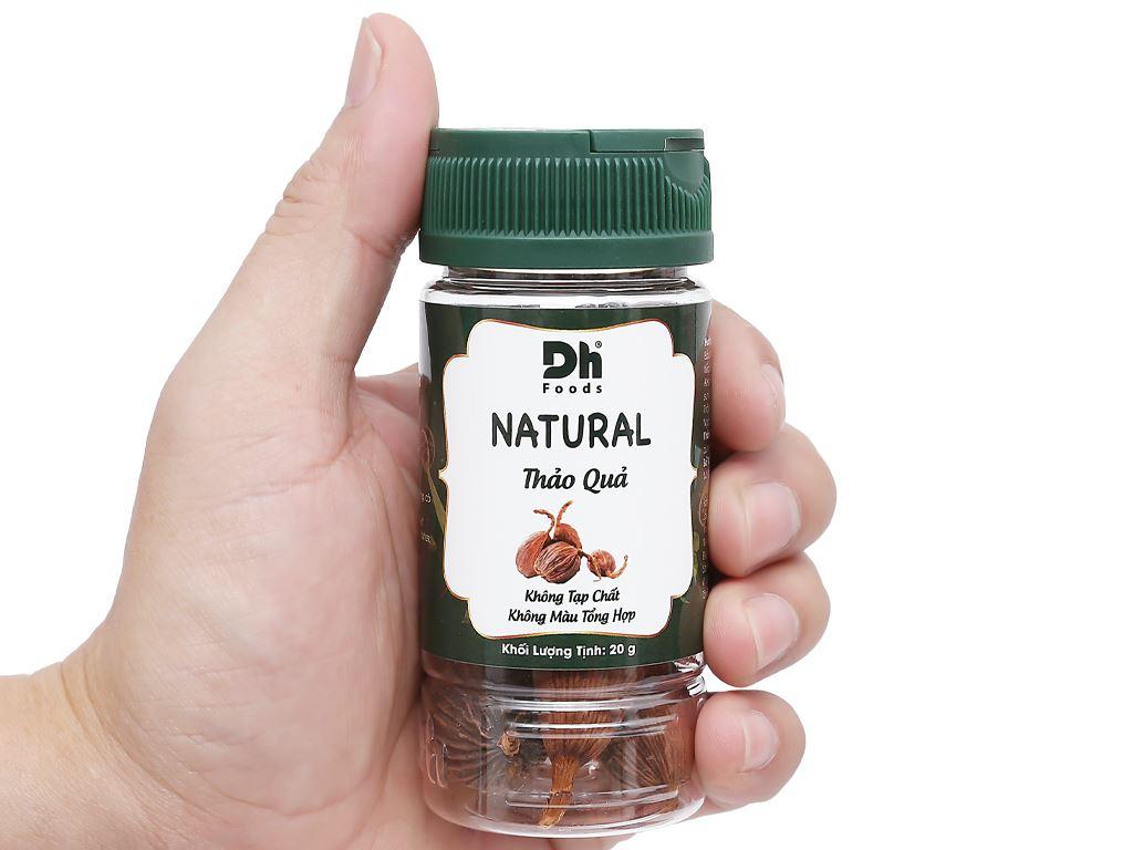 Thảo quả Dh Food Natural hũ 20g 6