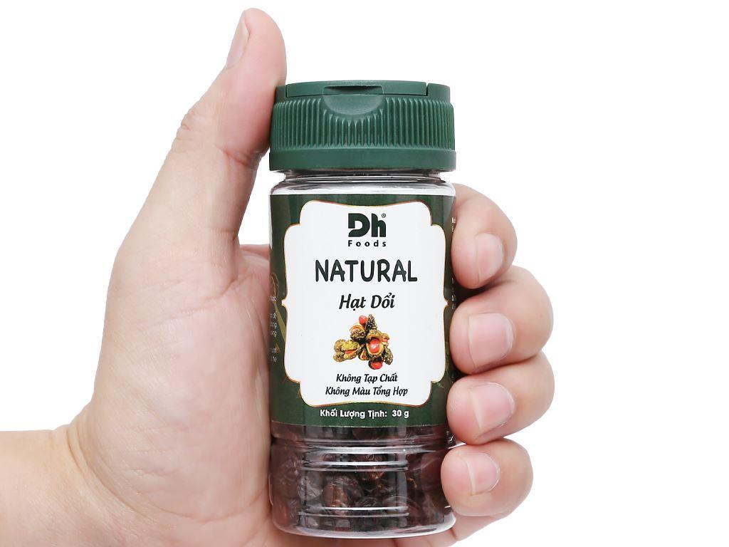 Hạt dổi Dh Food Natural hũ 30g 6
