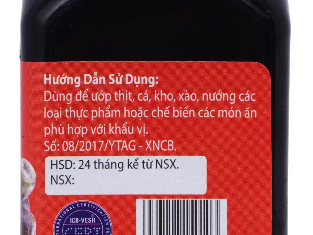 Nước màu thốt nốt nguyên chất Thnot hũ 130ml 3