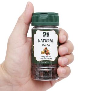 Hạt dổi Natural Dh Food hũ 30g