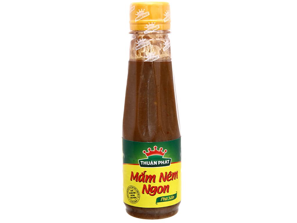 Mắm nêm pha sẵn Thuận Phát chai 150ml 1