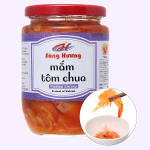 Mắm tôm chua Sông Hương hũ 430g