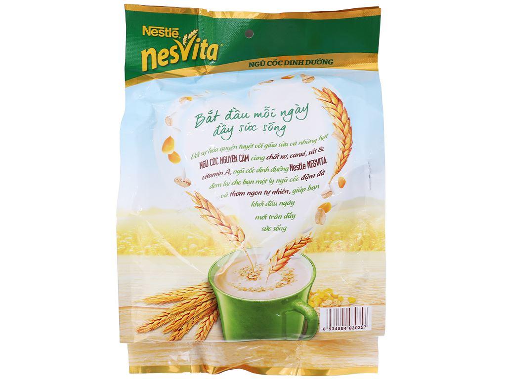 Ngũ cốc dinh dưỡng Nesvita bịch 400g 3