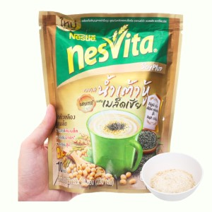 Ngũ cốc dinh dưỡng đậu nành và hạt chia Nesvita bịch 230g