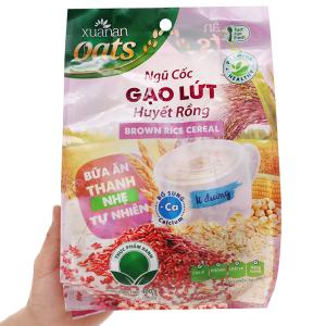 Gạo lức huyết rồng Việt Ngũ Cốc bịch 400g