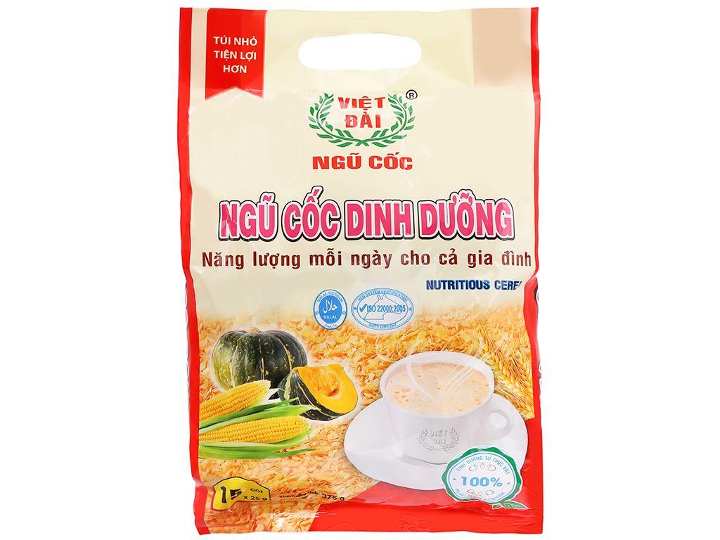 Ngũ cốc dinh dưỡng Việt Đài bịch 375g 1