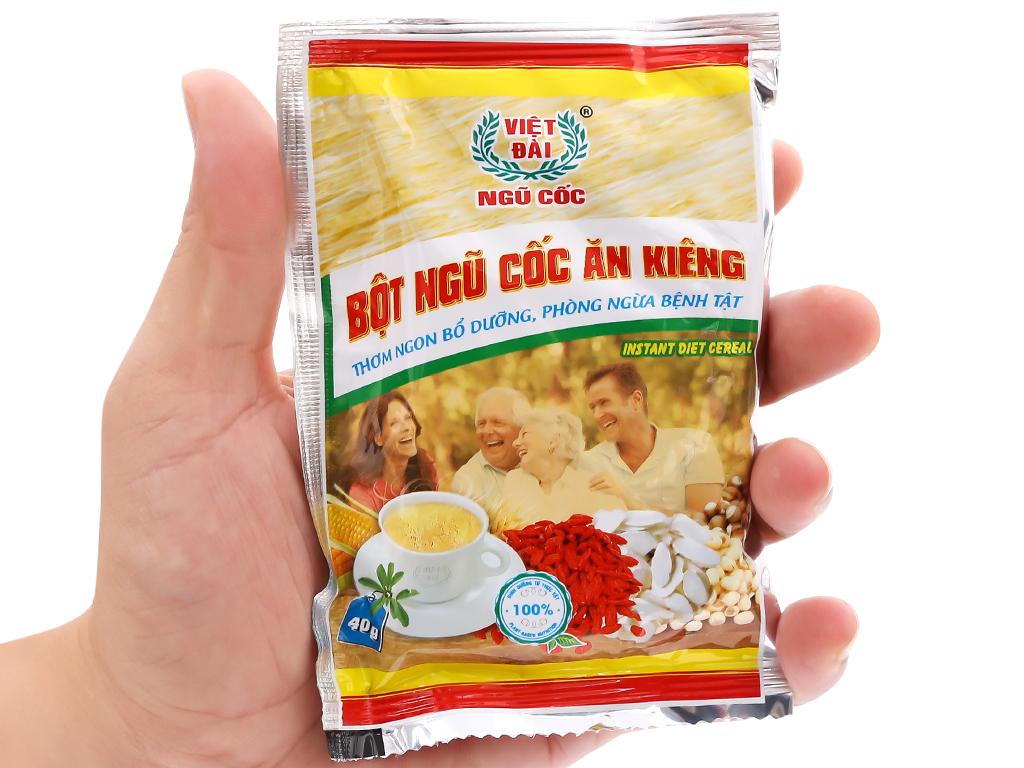 Bột ngũ cốc ăn kiêng Việt Đài bịch 400g 5