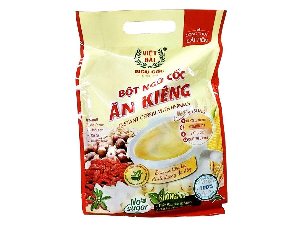 Bột ngũ cốc ăn kiêng Việt Đài bịch 400g 1